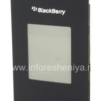 Die Frontplatte des ursprünglichen Gehäuse für Blackberry 8220 Flip Pearl