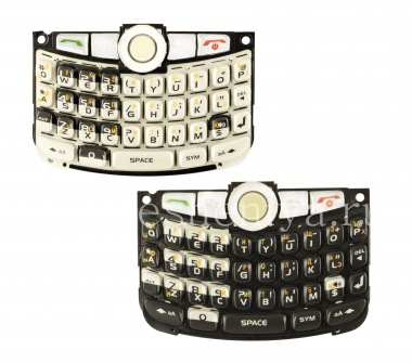 Buy Russian keyboard assembly for BlackBerry 8300/8310/8320 Curve (engraving)