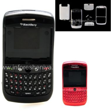 Buy Colour housing for BlackBerry Curve 8900