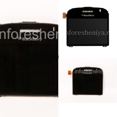 Buy The original screen assembly with glass for BlackBerry 9000 Bold