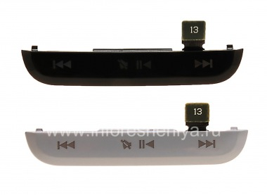 Buy The upper part of the body with media buttons for BlackBerry 9100/9105 Pearl 3G