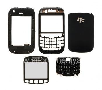 最初的情况下BlackBerry 9220曲线