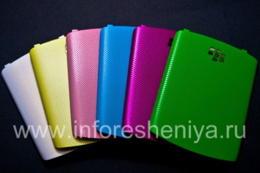 Buy The back cover of various colors for the BlackBerry 8520/9300 Curve