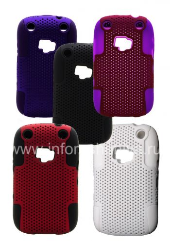 Cover rugged perforated for BlackBerry 9320/9220 Curve