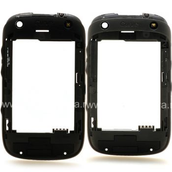 The middle part of the original case for the BlackBerry 9320 Curve