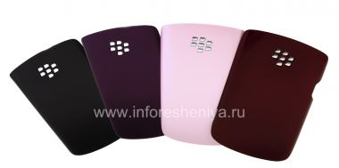 Buy Ursprüngliche rückseitige Abdeckung für NFC-fähige Blackberry Curve 9360/9370