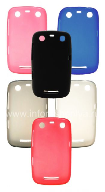 Silicone Case compacted mat for BlackBerry 9360/9370 Curve