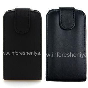 与BlackBerry 9380曲线纵向开皮套盖