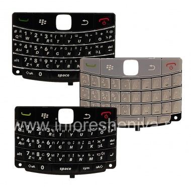 Buy Russian keyboard BlackBerry 9700/9780 Bold (engraving)