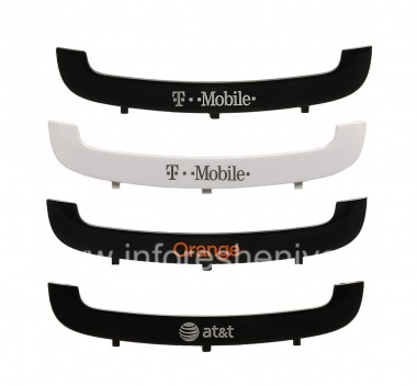 Buy Part of the hull U-cover with the logo of the operator for the BlackBerry 9700/9780 Bold