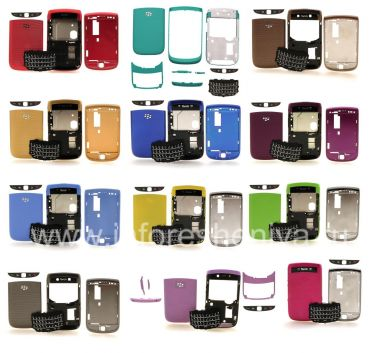 Buy Color Case for BlackBerry 9800/9810 Torch