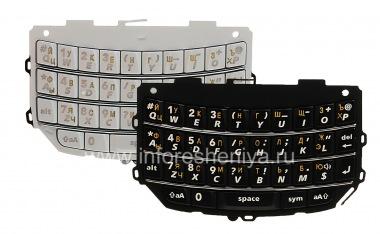 Buy Russian keyboard BlackBerry 9800/9810 Torch (engraving)