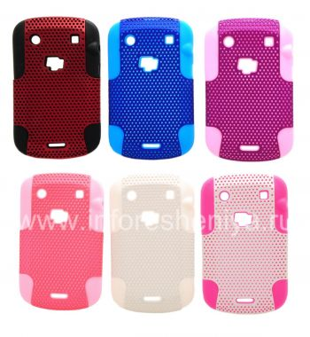 Buy Cover rugged perforated for BlackBerry 9900/9930 Bold Touch