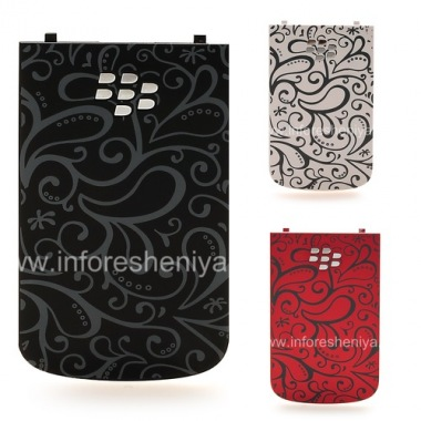 "Buy Exclusive rear cover ""Ornament"" for BlackBerry 9900/9930 Bold Touch"