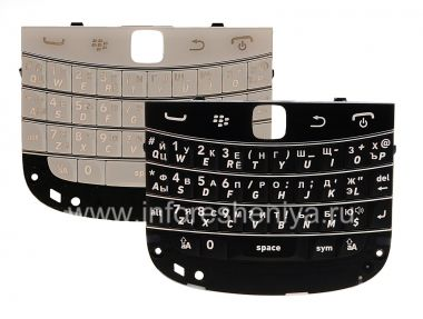 Buy Russian keyboard BlackBerry 9900/9930 Bold Touch (engraving)