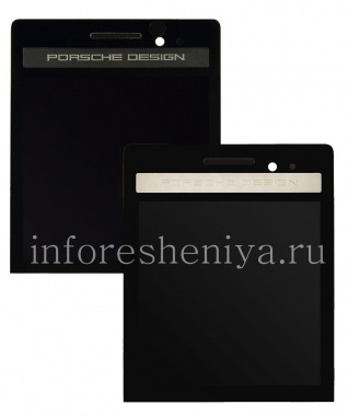 Buy LCD screen + Touchscreen in the assembly for BlackBerry P