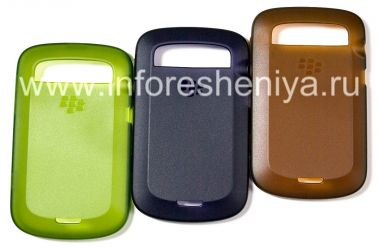 Buy The original silicone case sealed Soft Shell Case for BlackBerry 9900/9930 Bold Touch