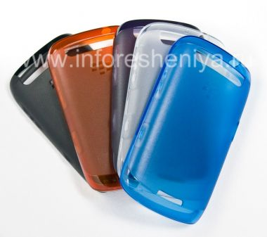 Buy Original Silicone Case compacted Soft Shell Case for BlackBerry 9360/9370 Curve