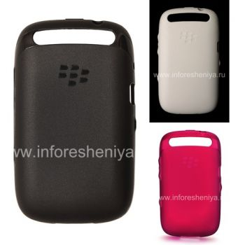Original-Silikonhülle verdichtet Soft Shell für Blackberry Curve 9320/9220