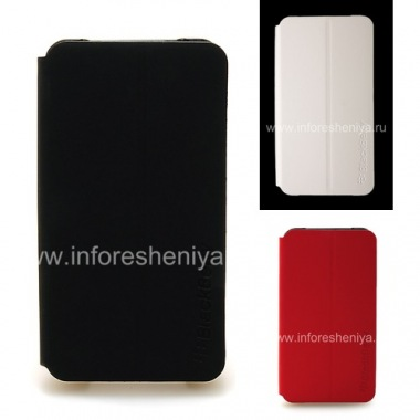 Buy The original cover combined horizontally opening Flip Shell Case for BlackBerry Z10