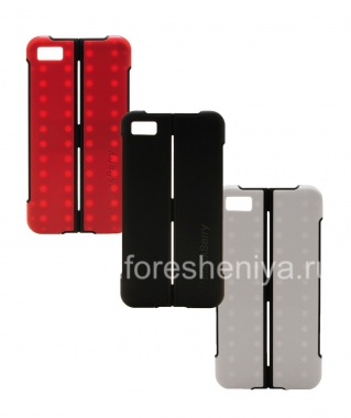 Buy The original plastic cover, cover with stand function Transform Hard Shell Case for BlackBerry Z10