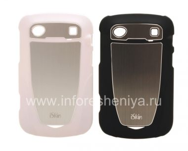 Buy Corporate plastic cover, cover with metal insert iSkin Aura for BlackBerry 9900/9930 Bold Touch