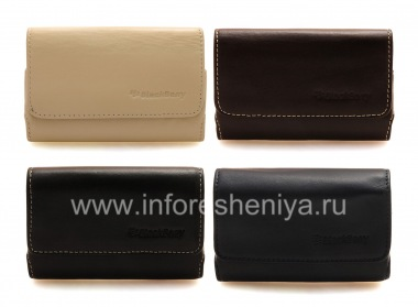 Buy Housse en cuir d'origine Sac Premium Leather Folio pour BlackBerry