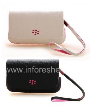 Buy الأصلي حقيبة جلد حقيبة جلدية فوليو لبلاك بيري 9800/9810 Torch