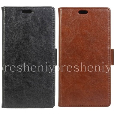 Buy Horizontal Leather Case for the opening Casual BlackBerry DTEK60