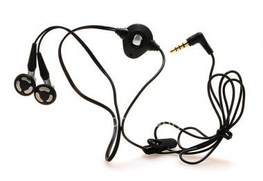 Buy Original Headset 3.5mm Stereo Headset for BlackBerry