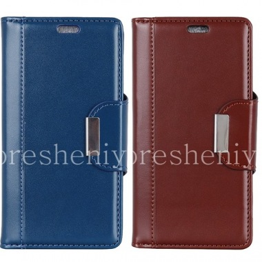 Buy Leather case book for BlackBerry KEY2 LE