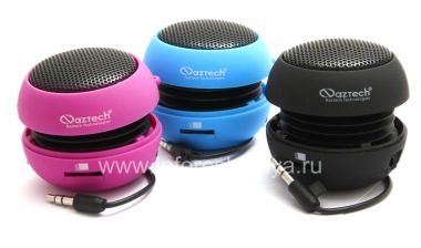 Buy Branded Portable audio system Naztech N15 3.5mm Mini Boom Speaker for BlackBerry