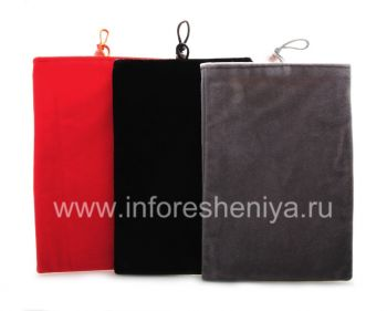 """Fabric Case """"Velvet"""" for BlackBerry PlayBook"""