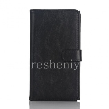 """Buy Leather Case horizontal opening """"Classic"""" for BlackBerry Priv"""