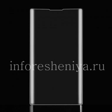 Buy Protective film-glass edge for screen BlackBerry Priv