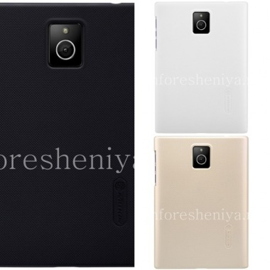 Buy Firm plastic cover, cover Nillkin Frosted Shield for BlackBerry Passport