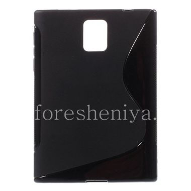 Buy Silicone Case for compact Streamline BlackBerry Passport