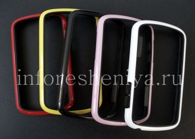 Buy Silicone Case-bumper seals for BlackBerry Q10