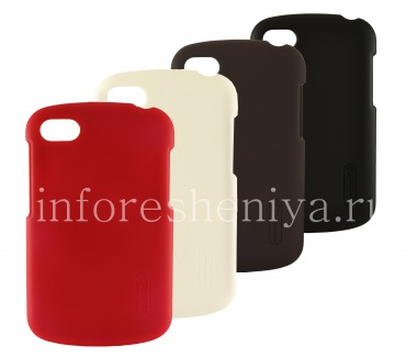 Buy Corporate plastic cover, cover Nillkin Frosted Shield for BlackBerry Q10