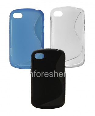 Buy Silicone Case for compact Streamline BlackBerry Q10