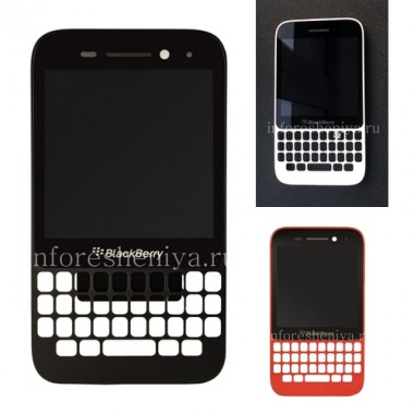 Buy Original LCD screen assembly with touch-screen and bezel to BlackBerry Q5