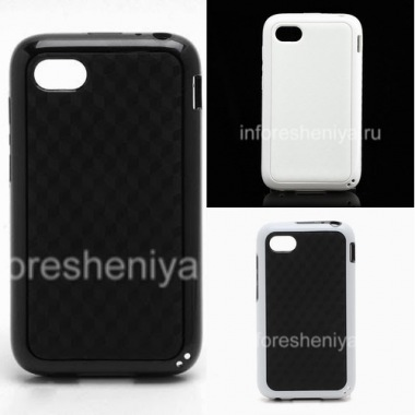 """Buy Silicone Case compact """"Cube"""" for BlackBerry Q5"""