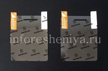 Buy Branded protective film for the screen to Baseus BlackBerry Q5