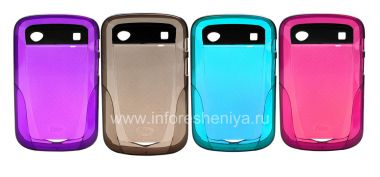 Buy Corporate silicone case sealed iSkin Vibes for BlackBerry 9900/9930 Bold Touch