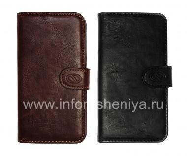 Buy Signature Leather Case Wallet Naztech Klass Wallet Case for the BlackBerry Z10