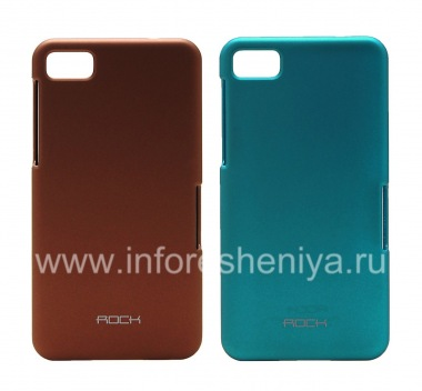 Buy Firm plastic cover-cover Rock for BlackBerry Z10