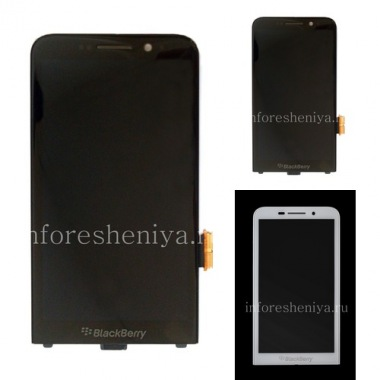Buy Screen LCD + touch screen (Touchscreen) in the assembly for the BlackBerry Z30