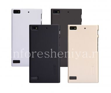Buy Corporate plastic cover, cover Nillkin Frosted Shield for BlackBerry Z3