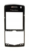 Photo 1 — Front panel original casing for BlackBerry 8100 / 8110/8120/8130 Pearl, The black
