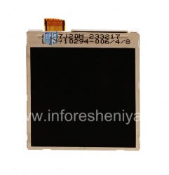 Original LCD screen for BlackBerry 8100 / 8120/8130 Pearl, Without color, type 006